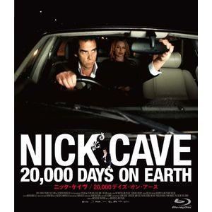 NICK CAVE / ニック・ケイヴ / ニック・ケイヴ 20,000 デイズ・オン・アース (BLU-RAY)