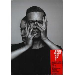 BRYAN ADAMS / ブライアン・アダムス / GET UP (DELUXE) (2CD)