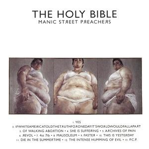 MANIC STREET PREACHERS / マニック・ストリート・プリーチャーズ / HOLY BIBLE (LP)