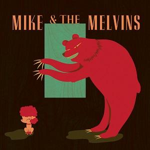 MIKE & THE MELVINS / スリー・メン・アンド・ア・ベイビー