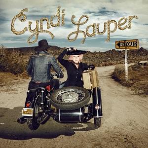 CYNDI LAUPER / シンディ・ローパー / DETOUR (LP)