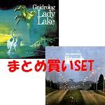 GNIDROLOG ニドロローグ / 『LADY LAKE』/『METROPOLIS』BOXまとめ買いセット