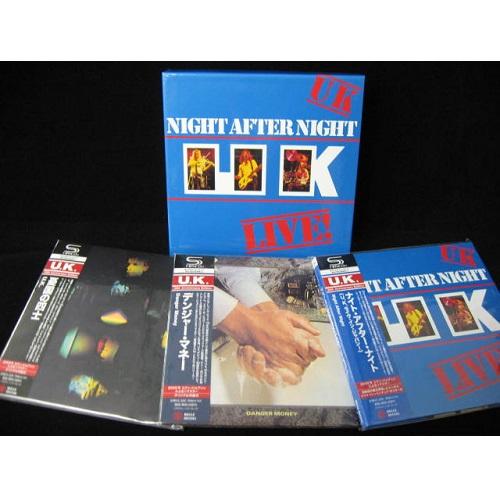 UK ユーケー / 『NIGHT AFTER NIGHT』BOX