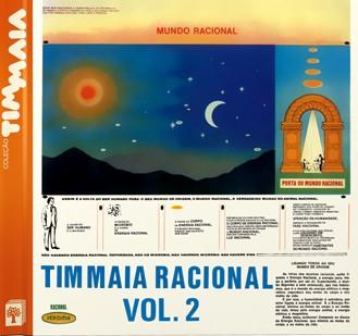 TIM MAIA / チン・マイア / COLECAO TIM MAIA RACIONAL 2 1976 VOL.5