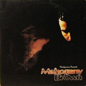 MOODYMANN / ムーディーマン / MAHOGANY BROWN
