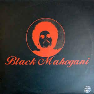 MOODYMANN / ムーディーマン / Black Mahogani
