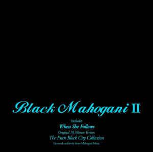 MOODYMANN / ムーディーマン / Black Mahogani 2