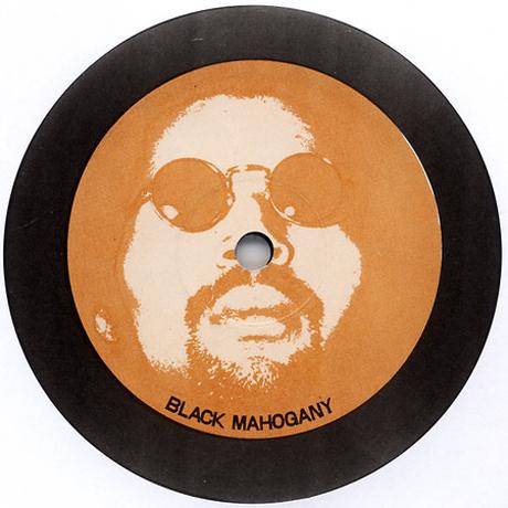 MOODYMANN / ムーディーマン / Black Mahogany