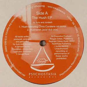JUJU & JORDASH / Hush EP