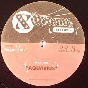TANGOTERJE / Aquarius