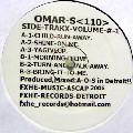 OMAR S / オマーS / 110EP Side-Trakx-Volume#-1