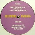 V.A.(VANGELIS,DISSIDENTEN,CODEK...) / Delirious Grooves