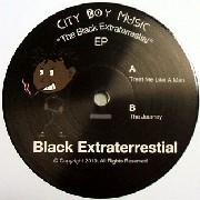 BLACK EXTRATERRESTIAL / Black Extraterrestial EP