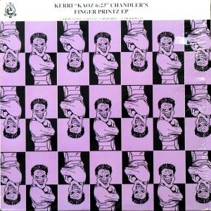 KERRI CHANDLER / ケリー・チャンドラー / Finger Printz EP