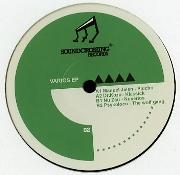 V.A.(MANUEL JELEN/DR KOZO/NU ZAU...) / Varios EP