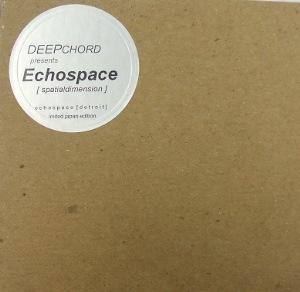 DEEPCHORD PRESENTS ECHOSPACE / Spatialdimension (Limited Japan Edition)