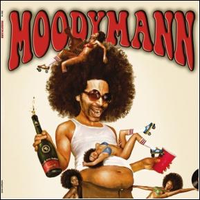 MOODYMANN / ムーディーマン / MOODYMANN (CD)