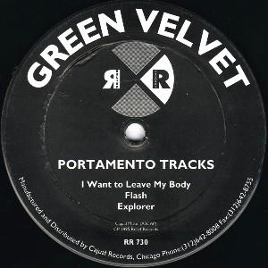 GREEN VELVET / グリーン・ベルベット / Portamento Tracks