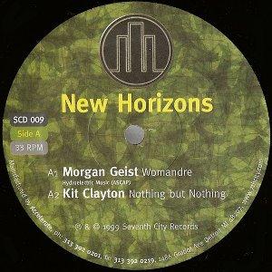 V.A.(MORGAN GEIST,KIT CLAYTON,DANIEL BELL...) / NEW HORIZONS