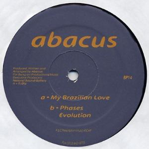 ABACUS / MY BRAZILIAN LOVE