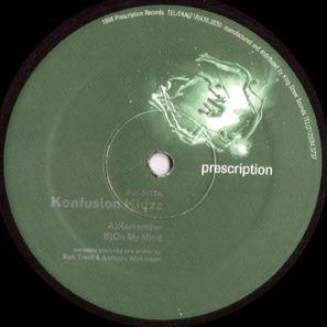 KONFUSION KIDZZ / REMEMBER