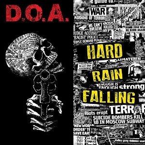 D.O.A. / ディーオーエー / HARD RAIN FALLING