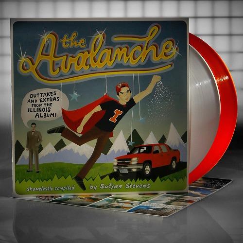 ☆『THE AVALANCHE』が完全生産限定カラー・ヴァイナルで初アナログ盤化!2枚組/全21曲完全収録!