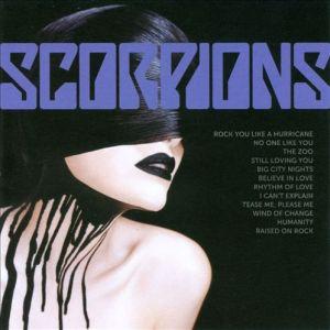 SCORPIONS / スコーピオンズ / ICON