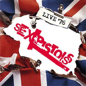 SEX PISTOLS / セックス・ピストルズ / LIVE '76 (4LP)