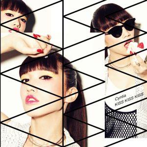 CYNTIA / シンティア / KISS KISS KISS / キス・キス・キス<初回限定盤A / CD+DVD>