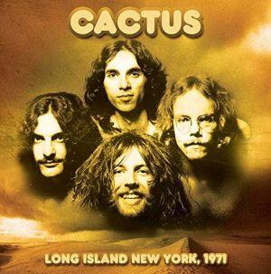 CACTUS / カクタス / LONG ISLAND NY 1971