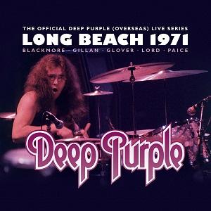 DEEP PURPLE / ディープ・パープル / LIVE IN LONG BEACH 1971 / ロング・ビーチ1971