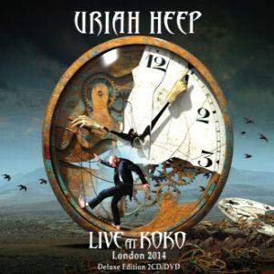 URIAH HEEP / ユーライア・ヒープ / LIVE AT KOKO<2CD+DVD/DIGI>