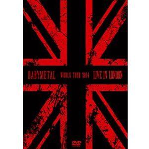 BABYMETAL / ベビーメタル / LIVE IN LONDON - BABYMETAL WORLD TOUR 2014<DVD> / ライヴ・イン・ロンドン ~ベビーメタル・ワールド・ツアー2014<DVD>