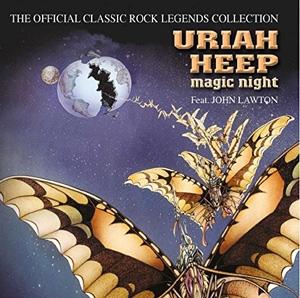 URIAH HEEP / ユーライア・ヒープ / MAGIC NIGHT<DIGI / CD+DVD>