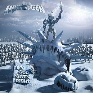 HELLOWEEN / ハロウィン / MY GOD-GIVEN RIGHT / マイ・ゴッド・ギヴン・ライト(通常盤)