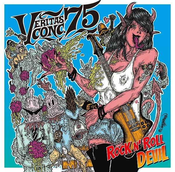 VERITAS CONC.75 / ベリタス・コンク・75 / ROCK N' ROLL DEVIL / ロックン・ロール・デビル