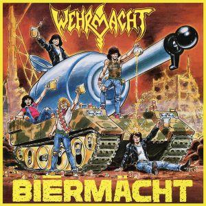 WEHRMACHT / BIERMACHT<BLACK VINYL>