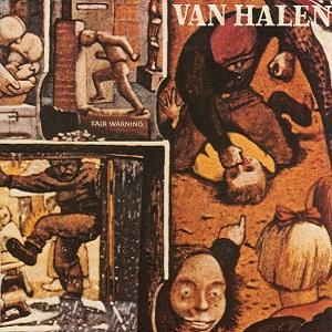 VAN HALEN / ヴァン・ヘイレン / FAIR WARNING / 戒厳令<2015リマスター・エディション>