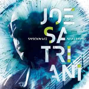 JOE SATRIANI / ジョー・サトリアーニ / SHOCKWAVE SUPERNOVA / ショックウェイヴ・スーパーノヴァ
