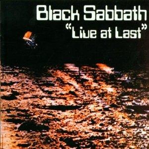BLACK SABBATH / ブラック・サバス / LIVE AT LAST (REMASTER) / ライヴ・アット・ラスト(リマスター)