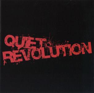 QUIET REVOLUTION / クワイエット・レボリューション / DESTRUCTION REVOLVER / ディストラクション・リボリルバー