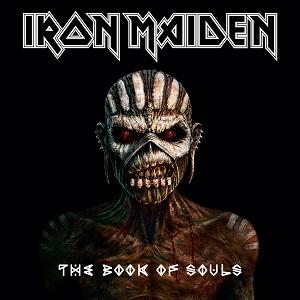 IRON MAIDEN / アイアン・メイデン / THE BOOK OF SOULS / 魂の書~ザ・ブック・オブ・ソウルズ