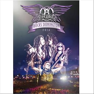 AEROSMITH / エアロスミス / ROCKS DONINGTON / ロックス・ドニントン2014<初回生産限定盤DVD+2CD+1ボーナスCD>