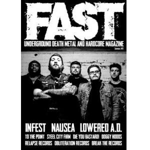 ファンジン / FAST issue#9 / ファスト・イシュー#9
