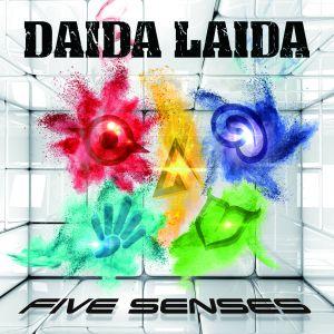 DAIDA LAIDA / ダイダ・ライダ / FIVE SENSES / ファイブ・センセズ(通常盤)