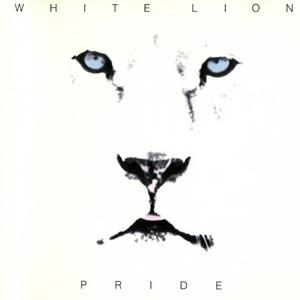 WHITE LION / ホワイト・ライオン / PRIDE / プライド<帯・ライナー付国内盤仕様>