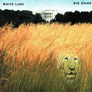 WHITE LION / ホワイト・ライオン / BIG GAME / ビッグ・ゲーム<帯・ライナー付国内盤仕様>