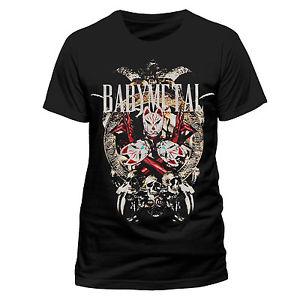 BABYMETAL / ベビーメタル / FACES<SIZE:XL>