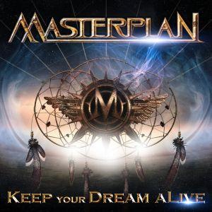 MASTERPLAN / マスタープラン / KEEP YOUR DREAM ALIVE!<CD+DVD/DIGI>